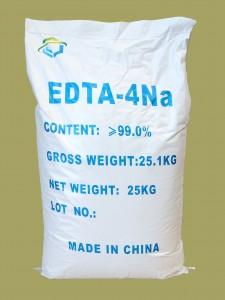 EDTA tetrasódico, 99% (ETDA-4NA)