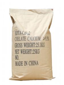 EDTA CaNa2 25kg kraft bag