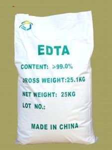 EDTA and Chelates